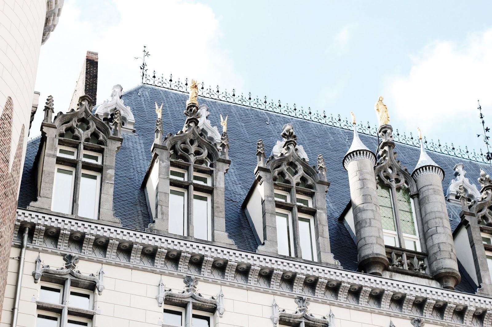 Princess Castle Architecture Hotel Dukes Palace