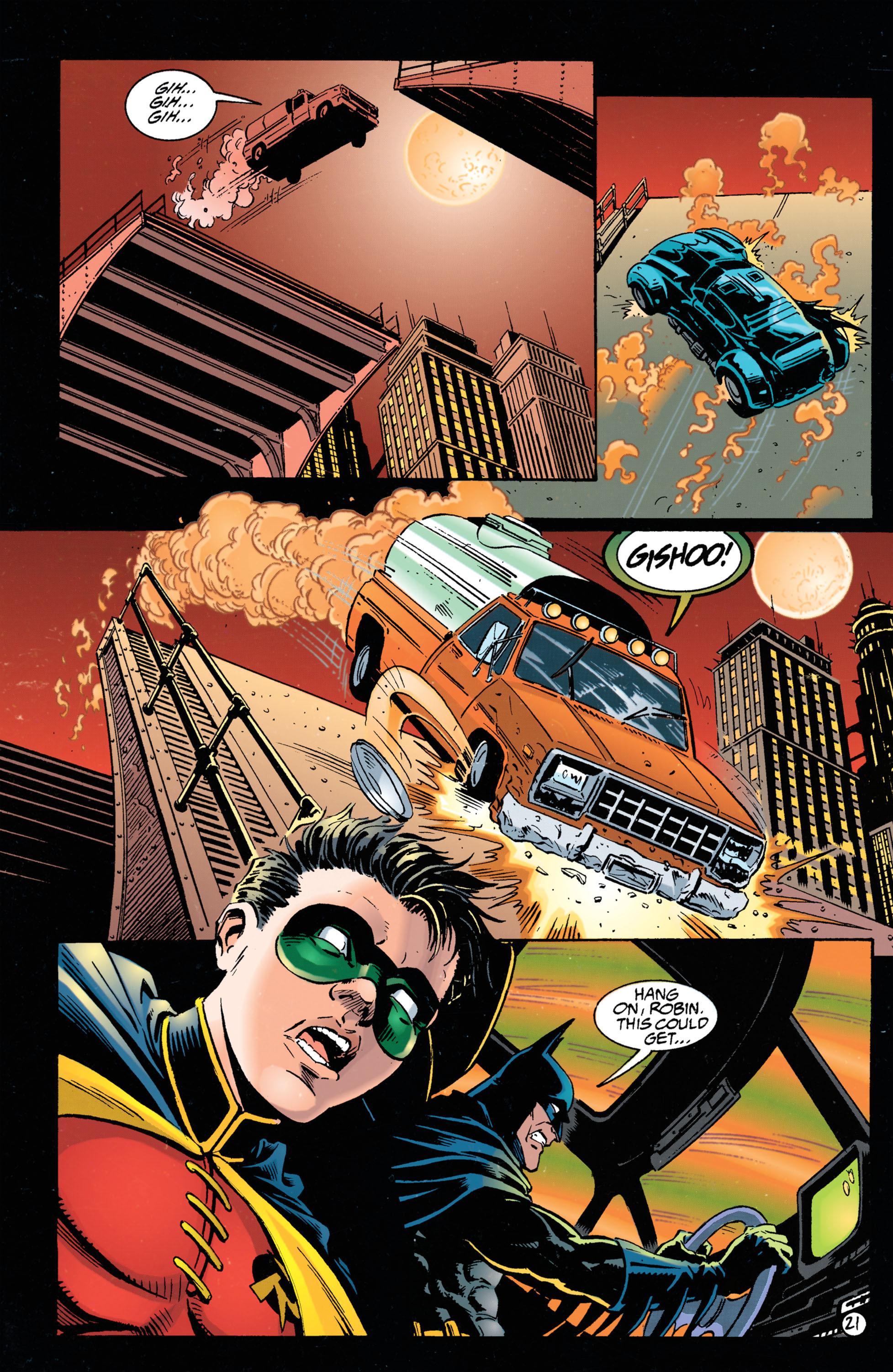 Detective Comics (1937) 693 Page 21