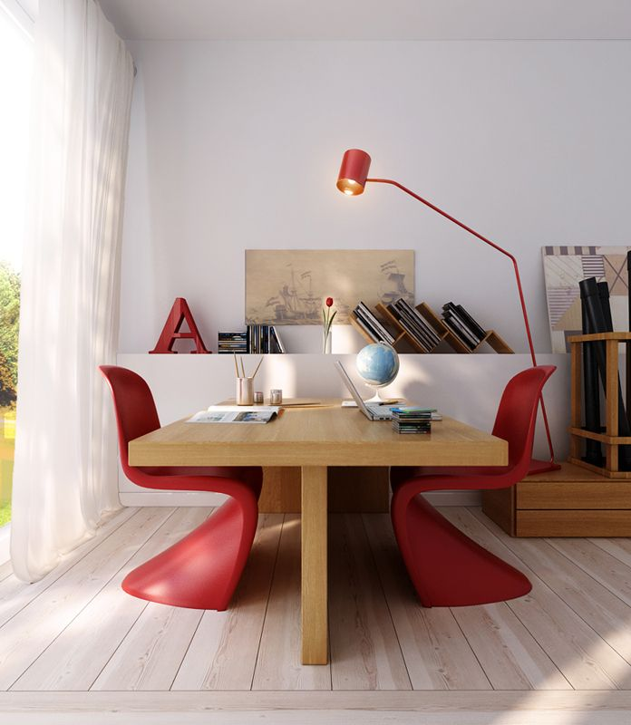 Panton-S-style-stylish-best-office-chair