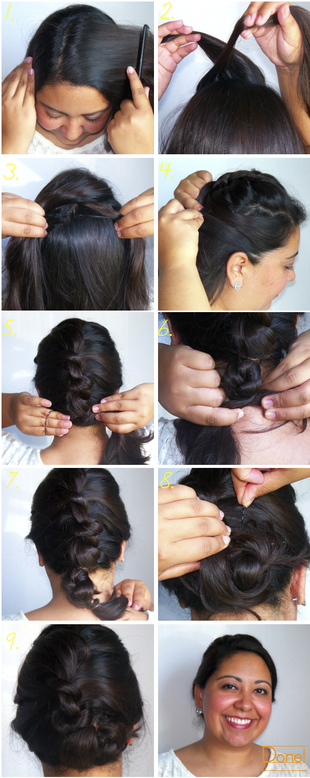 easy ways to style hair for school the fashioholic hair style 5 amp 6 amp 7 8858 | 6044351227 77da7a0b15 o
