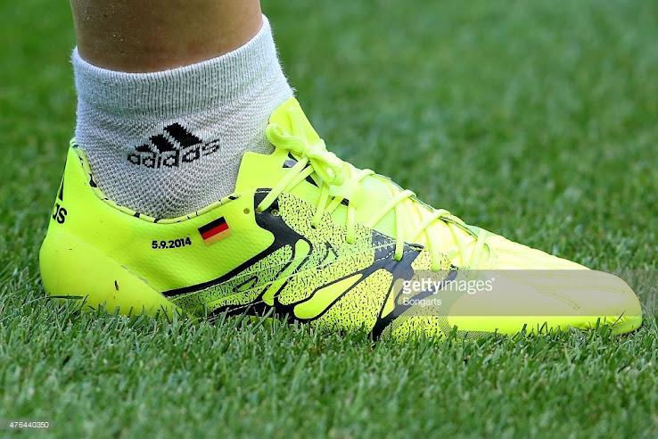 premium selection 4eeb7 7e555 Schweinsteiger Reveals Custom Adidas X Boots - Footy Headlines