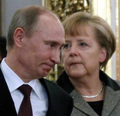 Putin compra recorde de armamento alemao