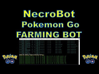 NecroBot 0.8.5 Latest Update - Bot Pokemon Go Logo