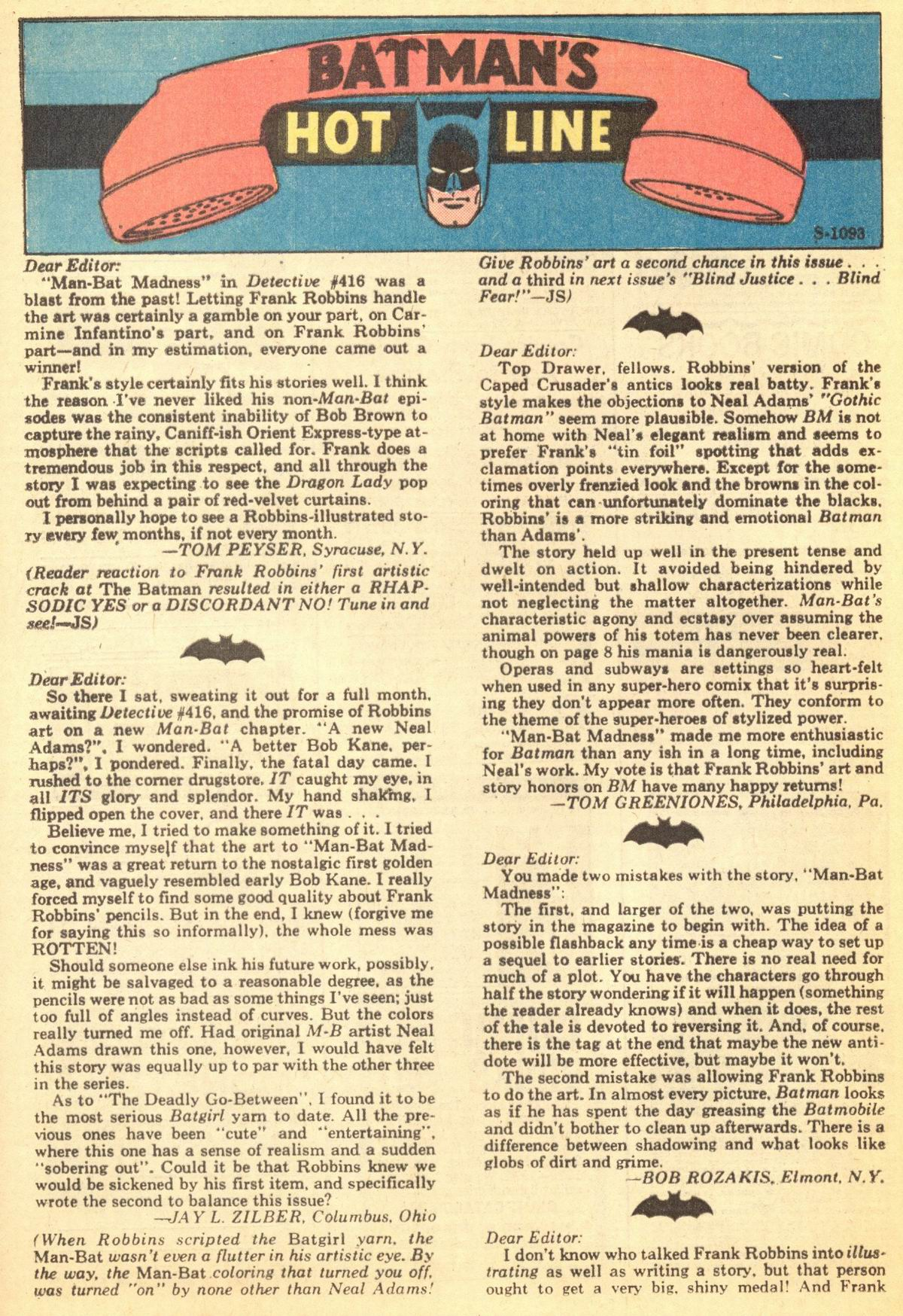Detective Comics (1937) 420 Page 33