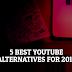 5 Best YouTube Alternatives For 2017