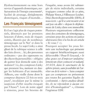 article de Nexus sur la résistance citoyenne page 3