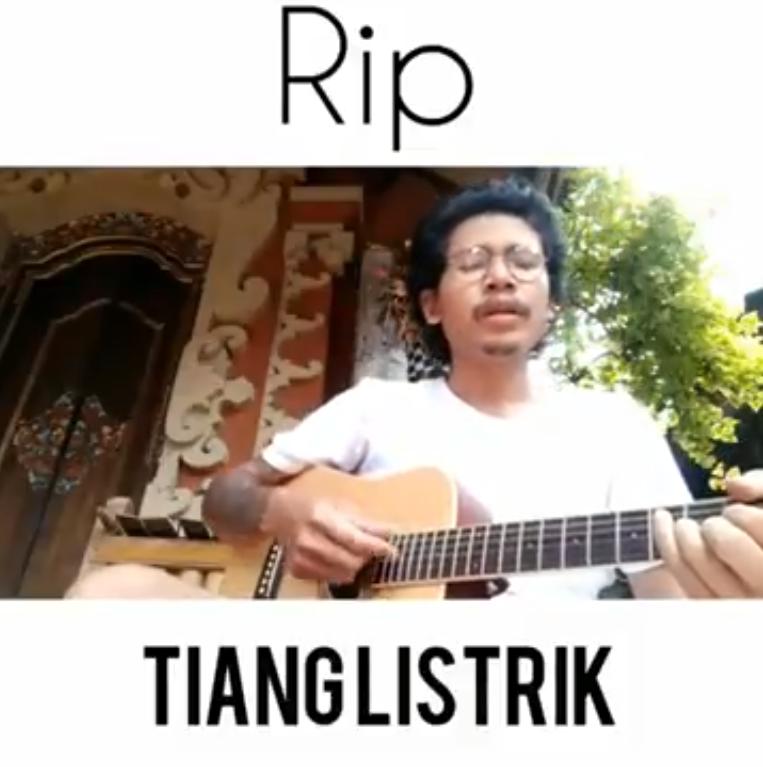 Lirik lagu Rip Tiang Listrik Offial Video