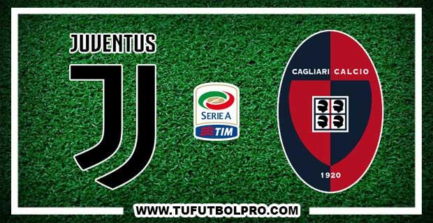 Ver Juventus vs Cagliari  EN VIVO Por Internet Hoy 19 de Agosto 2017