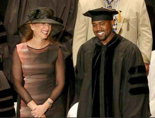kanye west doctorate degree