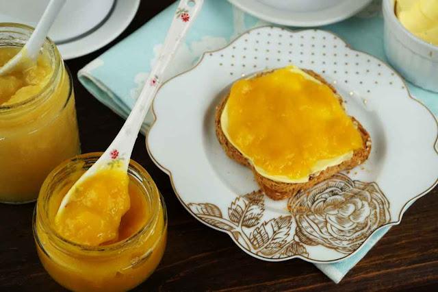 mermelada de mango y panela