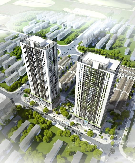 Dự án chung cư A10 Nam Trung Yên Nguyễn Chánh