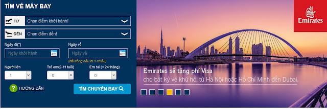 Tìm vé máy bay online