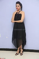 Priyanka in Sleeveless Black Slim Dress Spicy Pics ~  Exclusive 36.JPG