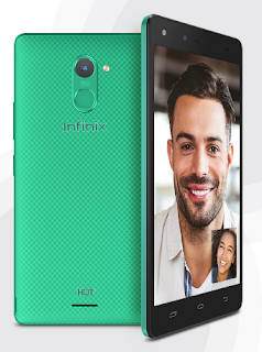 Infinix Hot 4 LITE Android Review, Specifications and Features - 2017