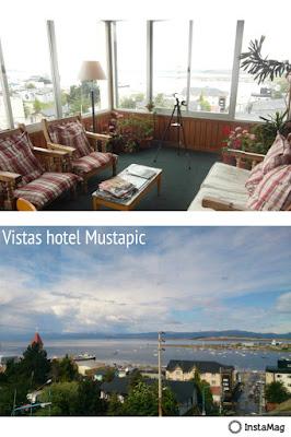 vistas hotel Mustapic