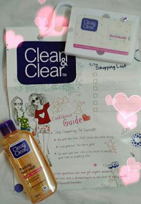 Clean & Clear Foaming Facewash- Improved Formula 1