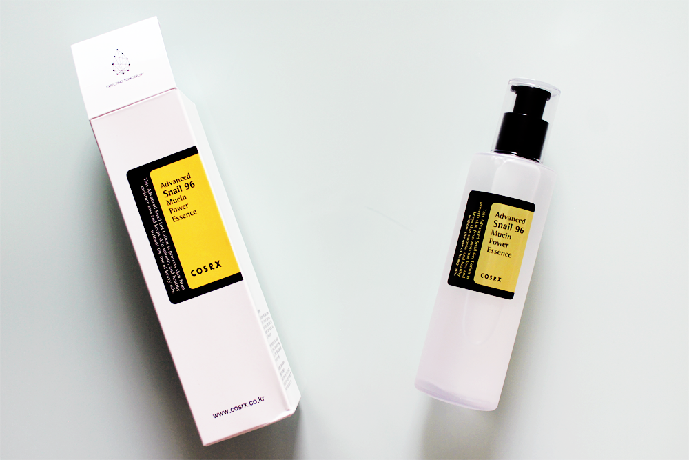 Cosrx Advanced Snail 96 Mucin Power Essence review