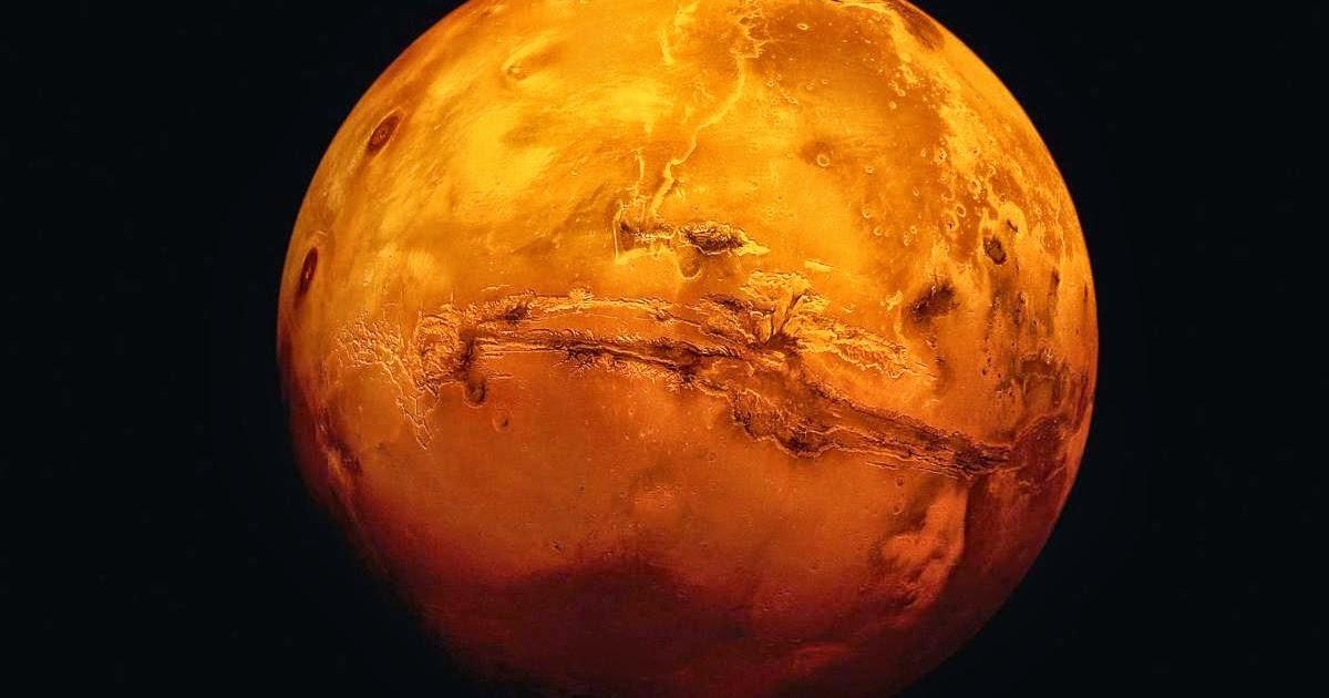 planet mars sign - photo #16