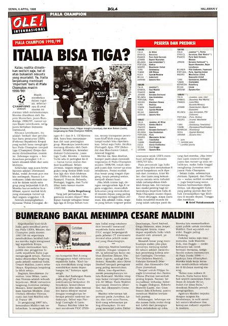 PIALA CHAMPION 1998/99
