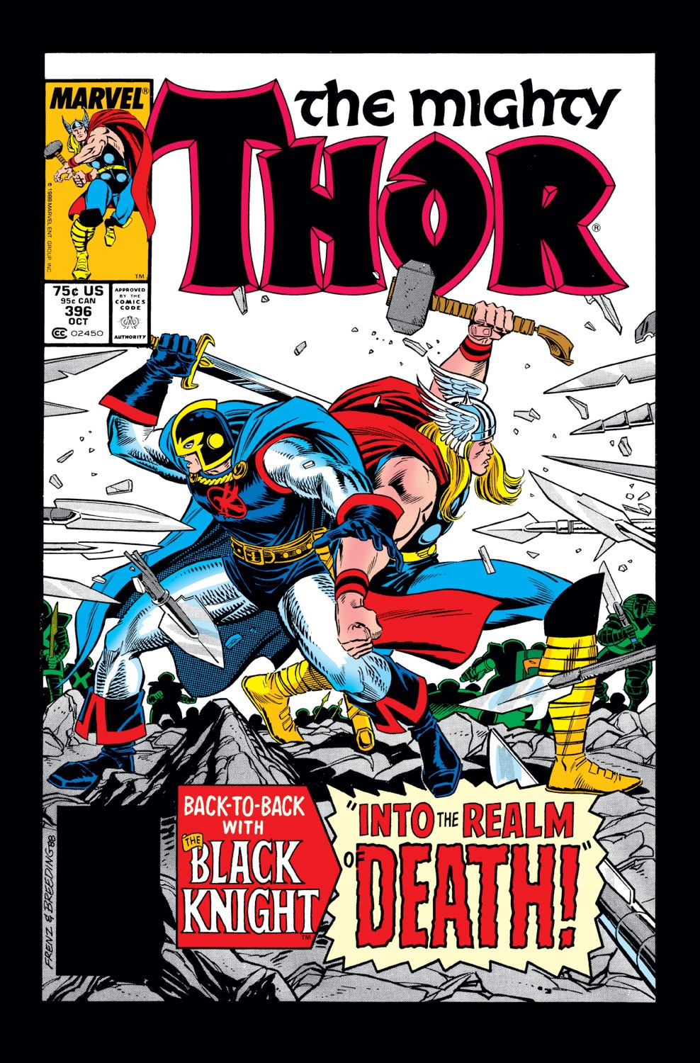 Thor (1966) 396 Page 1
