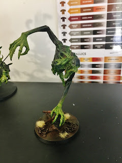 Fully painted Mourngul age of sigmar