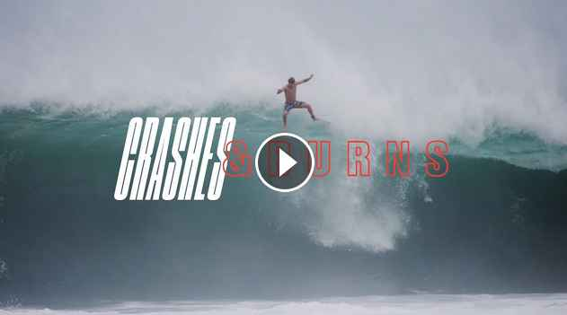 The Heaviest Puerto Escondido Wipeouts of the Past Five Years Crashes and Burns