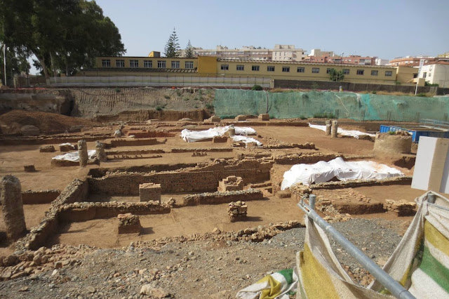 Large Roman pottery production centre unearthed in southern Spain