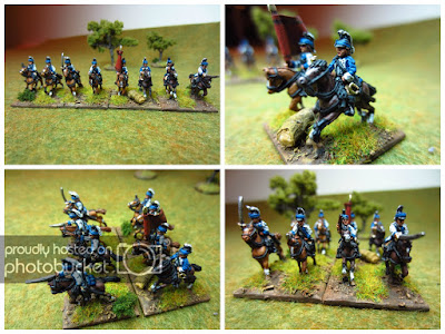 1st place: AWI Dragoons, by Goat Major - wins £20 Pendraken credit, and a £25 voucher from Colonel Bill's!