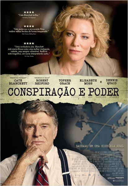 Conspiração e Poder Dublado Brasileiro