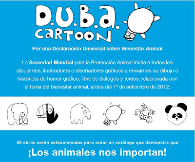 DUBACARTOON ANIMALES
