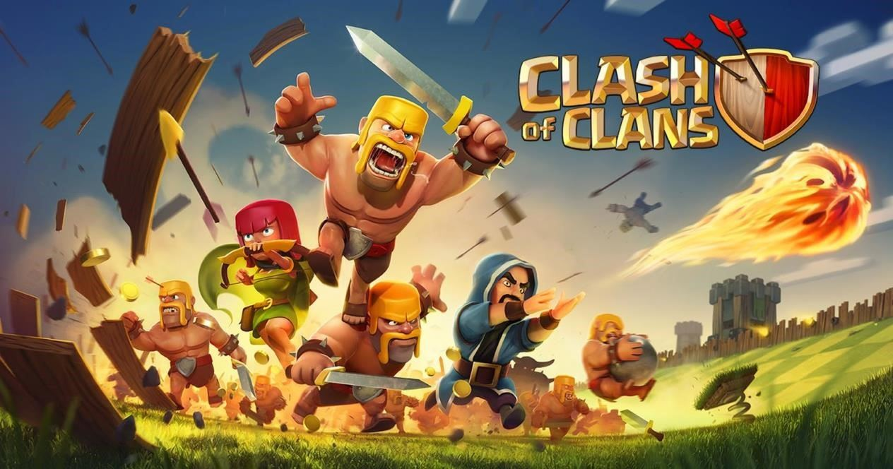 Clash Of Clans Indonesia Hasil Editan Lucu