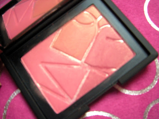 Nars Blush Palette Soulshine - Swatches + Photos + Revue / Review