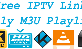 New Smart IPTV M3U Playlist 01 October 2018