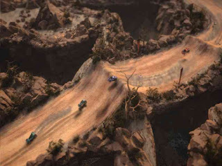 Mantis Burn Racing PC Game Free Download