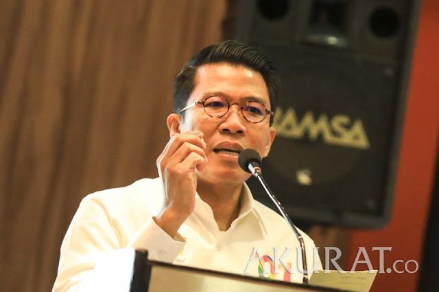 Kubu Prabowo-Sandi Wacanakan Bangun Infrastruktur Tanpa Utang, Misbakhun: Basi!