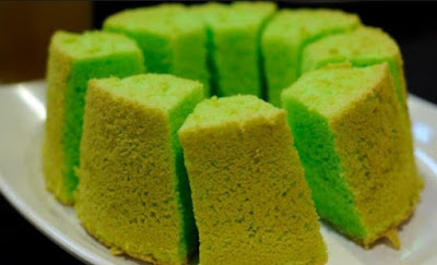 Resep Kue Bolu Pandan ~ Tips Lifestyle dan Travel