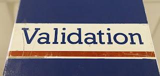 More Validation