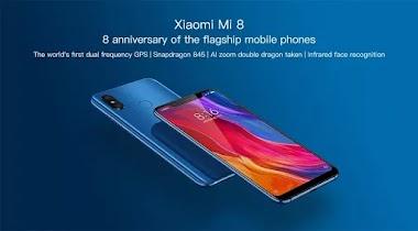 Xiaomi Mi 8 Dipper Review dan Link Download Aplikasi