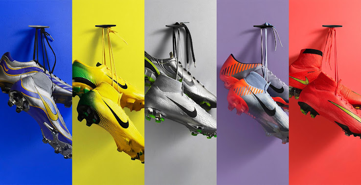 super popular innovative design good out x Who Wears Which Boot and Why? Nike 1998, 2002, 2006, 2010 ...