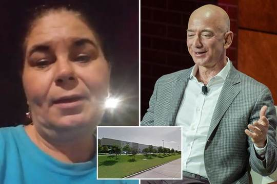 "Amazon Employee to CEO ""I Work For The World's Richest Man & I Live In My Car!"""