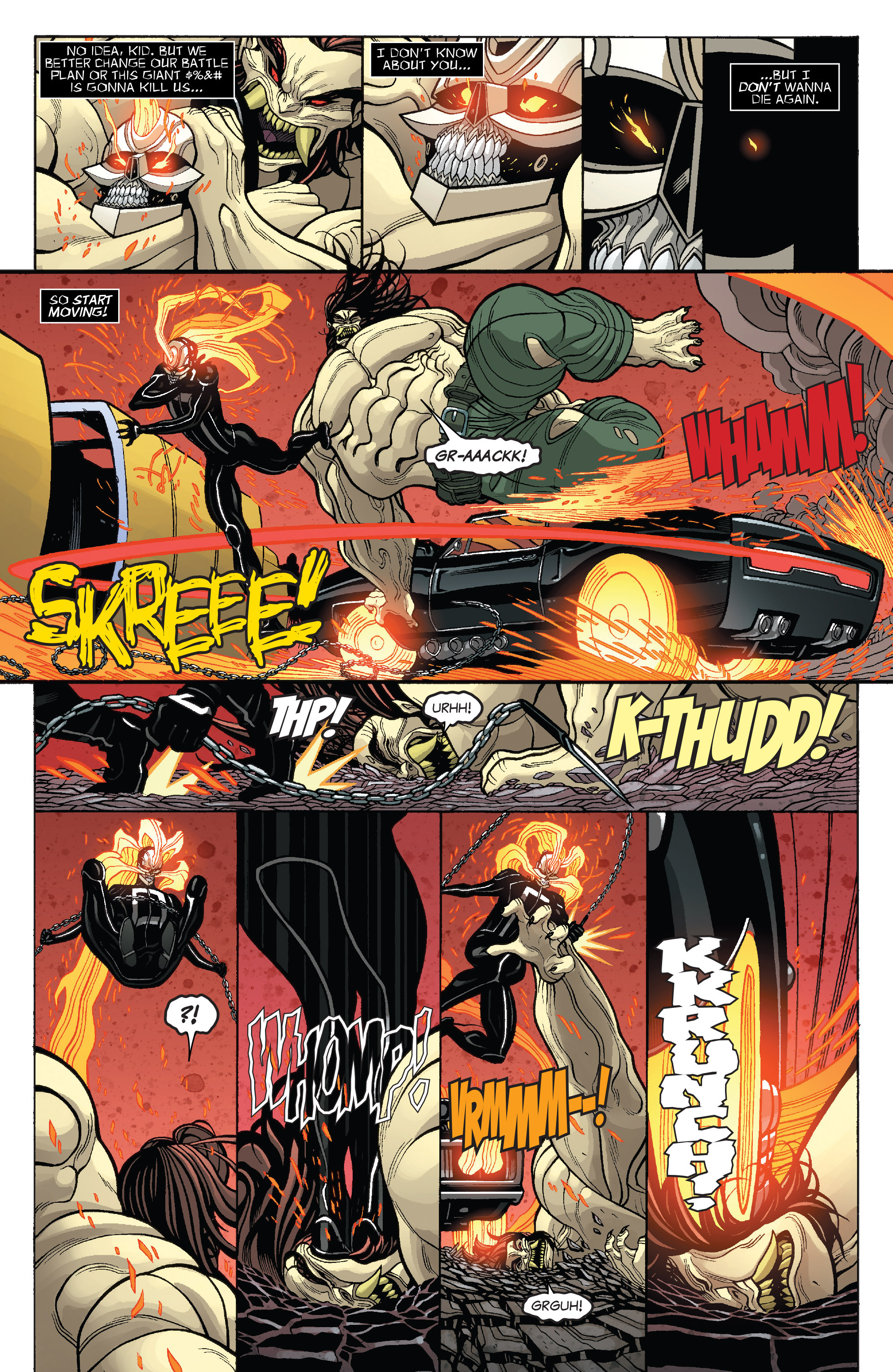 Read online All-New Ghost Rider comic -  Issue #5 - 17
