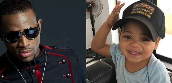 D'banj reveals how he was able to get through the death of his son.