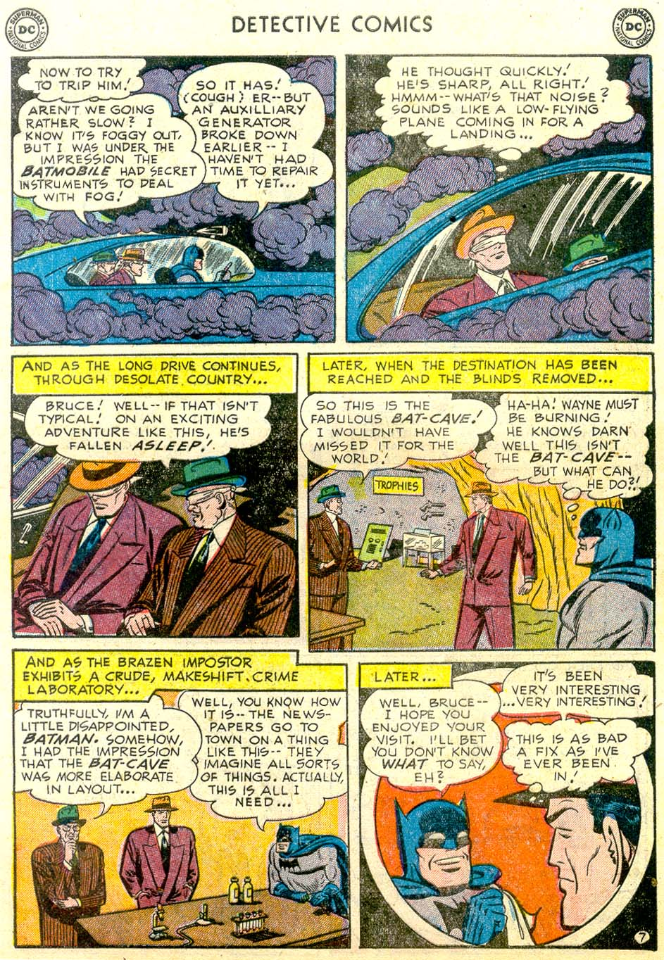 Read online Detective Comics (1937) comic -  Issue #179 - 9