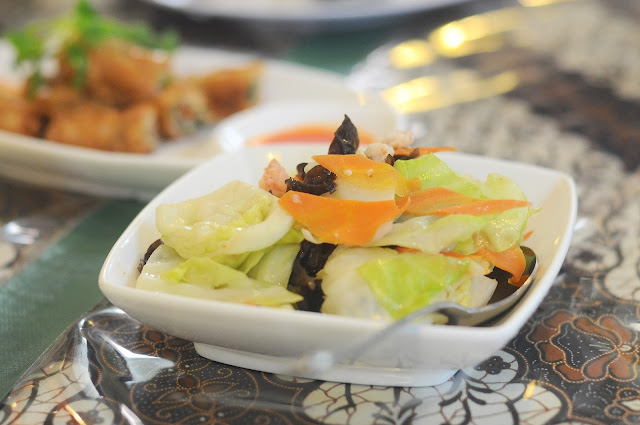 Makko Teck Neo Stir fried vegetables