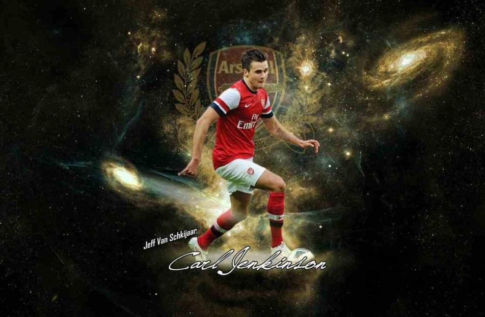 Football: Arsenal 2013 HD Wallpaper