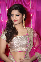Ritika Sing in Golden Pink Choli Ghagra Cute Actress Ritika Sing ~  002.JPG