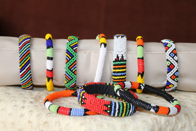 Jewelry Beaded Bracelet Large