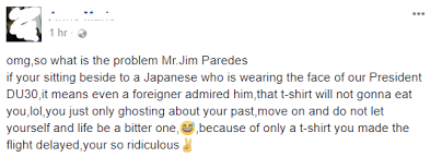 "Look! The Truth Behind Jim Paredes Cebu Pacific Flight - Jim In Outrage Over ""Fake News"""