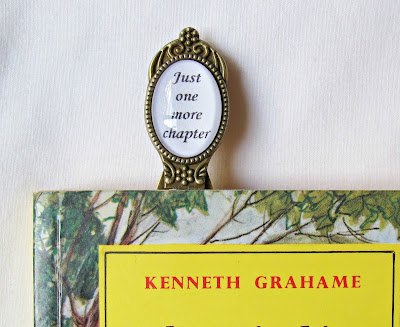 image just one more chapter bookmark domum vindemia etsy