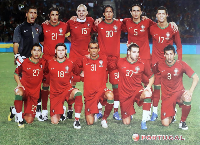PIN UP TIMNAS PORTUGAL
